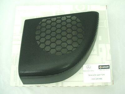 Car Parts - Genuine Mercedes-Benz C-Class Coupe RH Door Speaker Grille BLACK 20372704889051