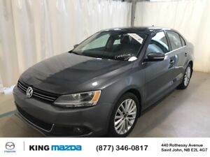 2012 Volkswagen Jetta 2.0 TDI Highline Low Kms..Turbo Diesel....