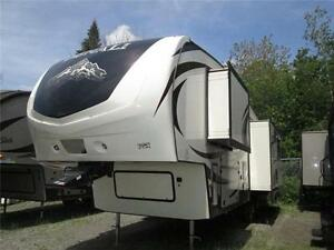Caravane à sellette Dutchmen Denali 297RLX 2015