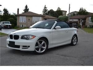 2009 BMW 128i Convertible • Like New • Fully Certified