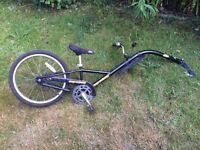 BICYCLE TAGALONG TRAILER