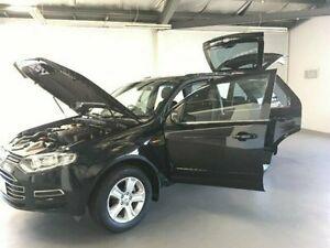 2011 Ford Territory SZ TX Seq Sport Shift Black 6 Speed Sports Automatic Wagon Frankston Frankston Area Preview