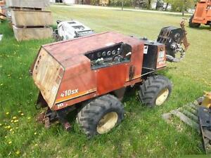 Ditch Witch 410 SX Cable Plow