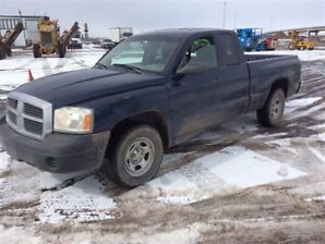 2006 Dodge Dakota ST Pickup Truck- MANUAL  2WD