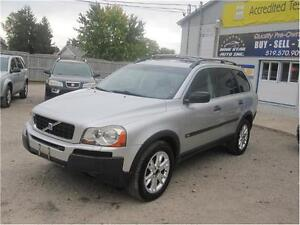 2003 Volvo XC90|7 PASSENGER|SUNROOF|AS TRADED|AS IS Kitchener / Waterloo Kitchener Area image 3