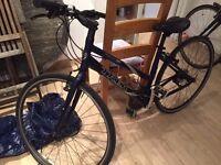 Trek 7200 FX hybrid bike