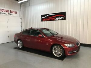 2011 BMW 3 Series 335i xDrive Coupe AWD/LEATHER/NAVI/SUNROOF
