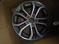 """Mercedes new style alloy wheels 17"""" 2016 wheels £250"""