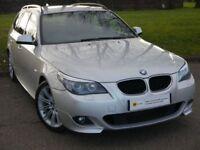 (2010) BMW 5 Series 2.0 520d M Sport Business Edition Touring 5dr **STUNNING** HUGE SPEC**FINANCE ME
