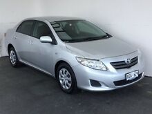 2007 Toyota Corolla ZZE122R 5Y Ascent Silver 4 Speed Automatic Sedan Mount Gambier Grant Area Preview