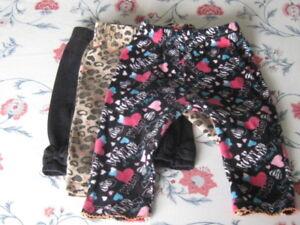 Soft leggings for 9 months old baby girl