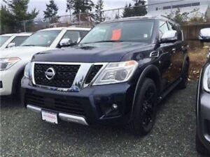 2017 Nissan Armada -
