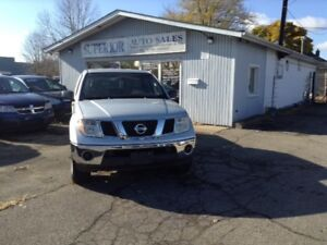 2007 Nissan Frontier Fully Certified! No accidents!