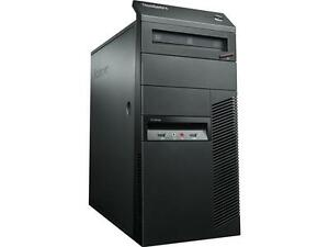 Final Clearance!! ThinkCenter i3 4GB 320GB Win 7 Pro Only 189!!