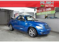 2005 Chrysler PT Cruiser GT - LEATHER INTERIOR, 5 SPEED MANUAL