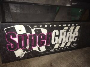 Trailer hitch Super Glide