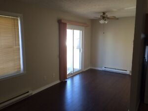 two bedroom in secure building Woodstock NB