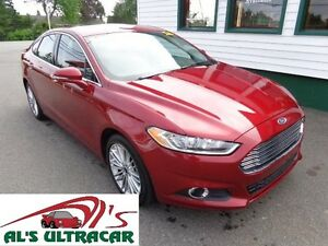 2016 Ford Fusion SE AWD only 7900kms only $193 bi-weekly all in!