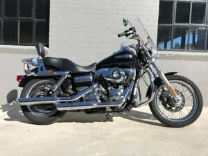 2014 Harley-Davidson DYNA SUPER GLIDE CUSTOM 1690 (FXDC) Road Bike 1690cc Tempe Marrickville Area Preview