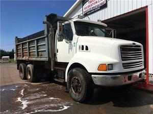 1998 Ford Dump Diesel LT9513- NEW MVI!