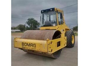 2012 Bomag BW211D-40 Compactor