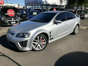 2008 Holden Special Vehicles ClubSport E Series MY09 R8 Silver 6 Speed Manual Sedan Seaford Frankston Area Preview