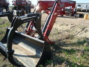 For sale CIH 760 front end loader