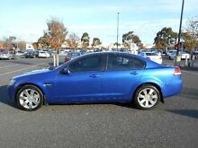 2007 Holden Commodore VE Omega Blue 4 Speed Automatic Sedan Maidstone Maribyrnong Area Preview