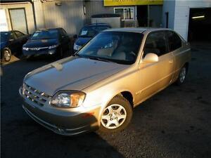 2004 Hyundai Accent GS AUTOMATIQUE 141 000 KM