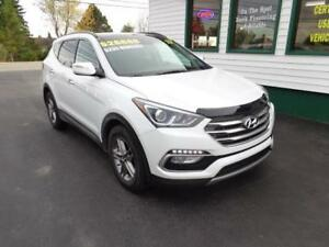 2017 Hyundai Santa Fe Sport SE for only $235 bi-weekly all in!
