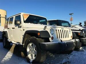 2008 JEEP WRANGLER UNLIMITED X JUST REDUCED !! EXP5023