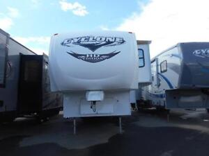 PUT YOUR TOYS INTHIS 2012 CYCLONE 3010