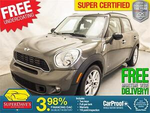 2011 MINI Cooper Countryman S ALL4 AWD *Warranty*