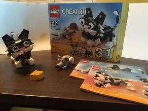 LEGO Creator Cat n Mouse 31021. Complete