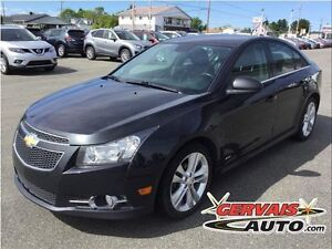 Chevrolet Cruze LT RS Turbo Cuir A/C MAGS 2013