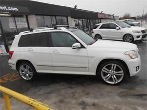 MERCEDES-BENZ GLK350 4MATIC 2011 **TOIT PANORAMIQUE**