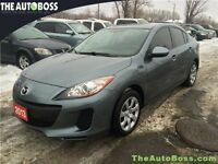 2013 Mazda Mazda3 GX REDUCED! THIS WEEK ONLY! BLOWOUT PRICE!