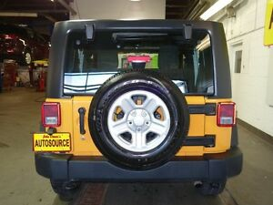 2012 Jeep Wrangler Sport 4WD Peterborough Peterborough Area image 12