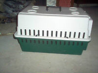 Animal carrier in EUC used 3 times $25.