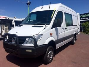 2010 Mercedes-Benz Sprinter 315 cdi 4x4 Hi/roof Yeerongpilly Brisbane South West Preview