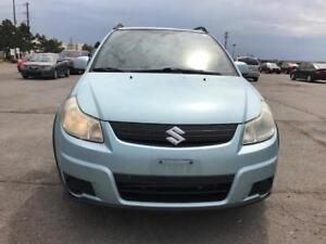 2009 Suzuki SX4 Hatchback JX,PL,PW,AC,RADIO,CD AS IS