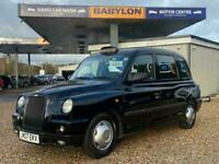 LONDON TAXIS INT TX4 SILVER AUTO