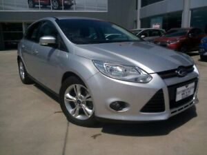 2011 Ford Focus LW Trend PwrShift Silver 6 Speed Sports Automatic Dual Clutch Hatchback Ravenhall Melton Area Preview