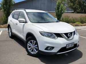 2014 Nissan X-Trail T32 ST-L X-tronic 2WD White 7 Speed Constant Variable Wagon Bridgewater Adelaide Hills Preview