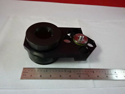 Reichert Leica Polylite Mounted Lens Assembly Microscope Part As Is B8-a-19