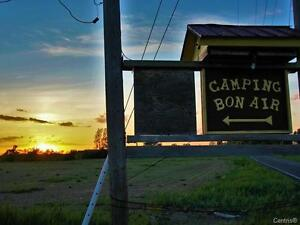 Immobilier Camping à Vendre Entreprise Sapin Agricole Cannabis