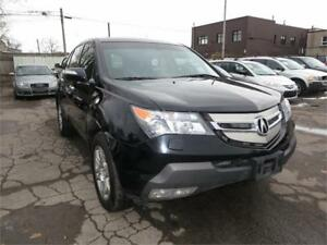 2008 Acura MDX - 4WD|7 Seater |Htd Leather|B/tooth - Excellent