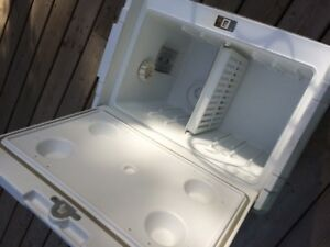 Coleman 40 quart thermo-electric car cooler