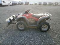 2011 HONDA RINCON 680 FA 4X4 WITH WINCH/PLOW!8900 MILES! $4295!