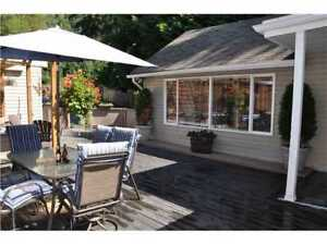 Fully Furnished, 4 Bed, 2 Bath + office. Family + Pet Friendly